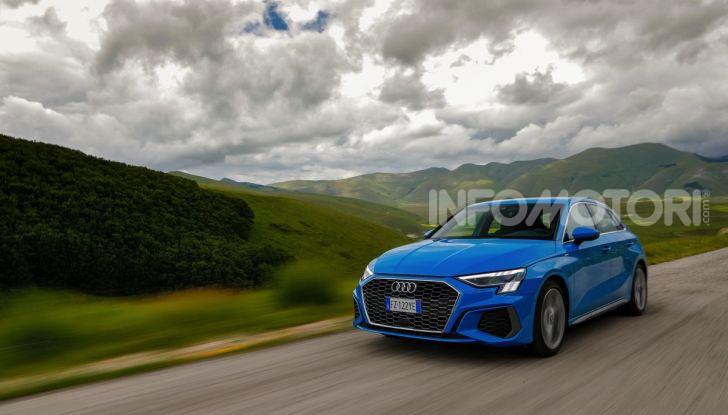 [VIDEO] Prova Audi A3 Sportback 2020, la Compatta Premium - Foto 24 di 45