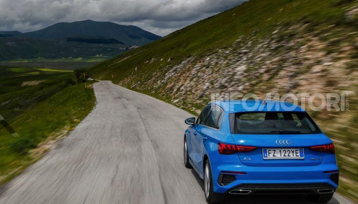[VIDEO] Prova Audi A3 Sportback 2020, la Compatta Premium - Foto 26 di 45