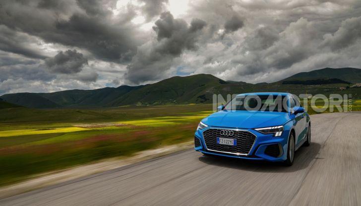 [VIDEO] Prova Audi A3 Sportback 2020, la Compatta Premium - Foto 27 di 45