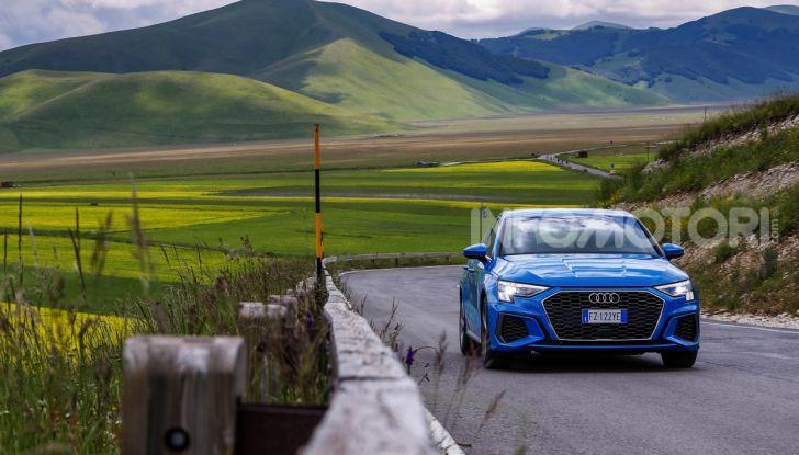 [VIDEO] Prova Audi A3 Sportback 2020, la Compatta Premium - Foto 28 di 45