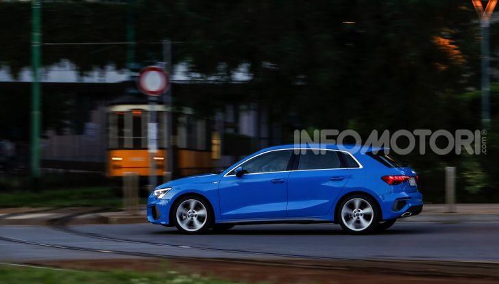 [VIDEO] Prova Audi A3 Sportback 2020, la Compatta Premium - Foto 4 di 45