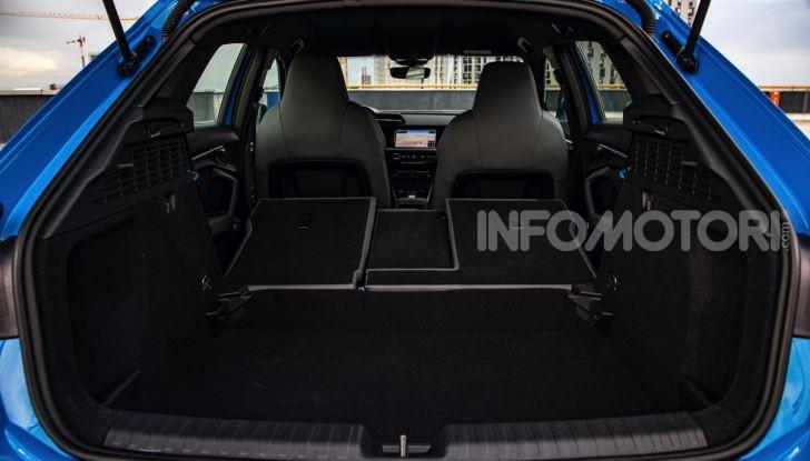 [VIDEO] Prova Audi A3 Sportback 2020, la Compatta Premium - Foto 32 di 45