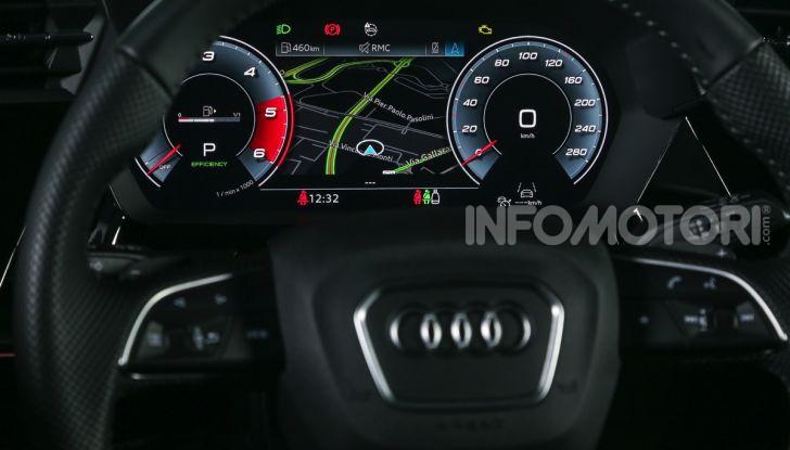 [VIDEO] Prova Audi A3 Sportback 2020, la Compatta Premium - Foto 33 di 45