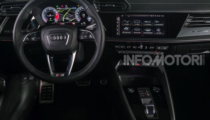 [VIDEO] Prova Audi A3 Sportback 2020, la Compatta Premium - Foto 34 di 45