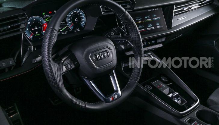 [VIDEO] Prova Audi A3 Sportback 2020, la Compatta Premium - Foto 36 di 45