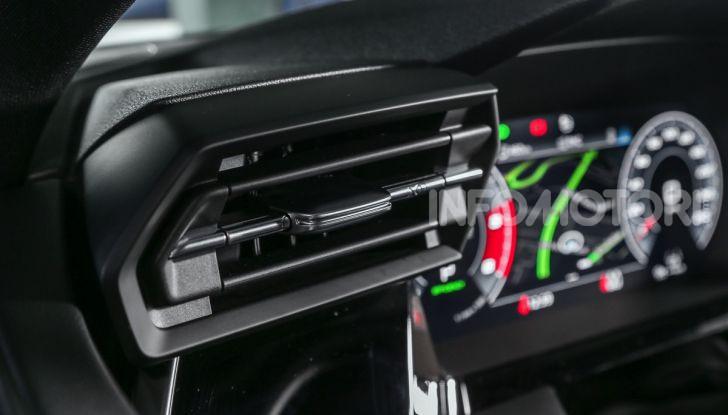 [VIDEO] Prova Audi A3 Sportback 2020, la Compatta Premium - Foto 38 di 45