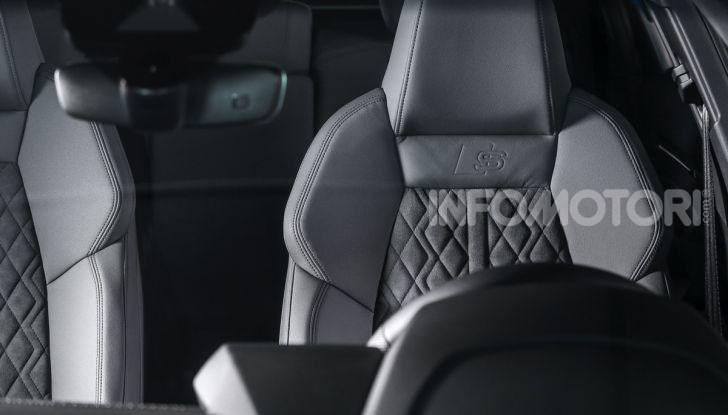 [VIDEO] Prova Audi A3 Sportback 2020, la Compatta Premium - Foto 42 di 45
