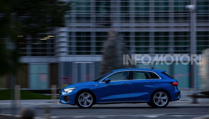 [VIDEO] Prova Audi A3 Sportback 2020, la Compatta Premium - Foto 9 di 45