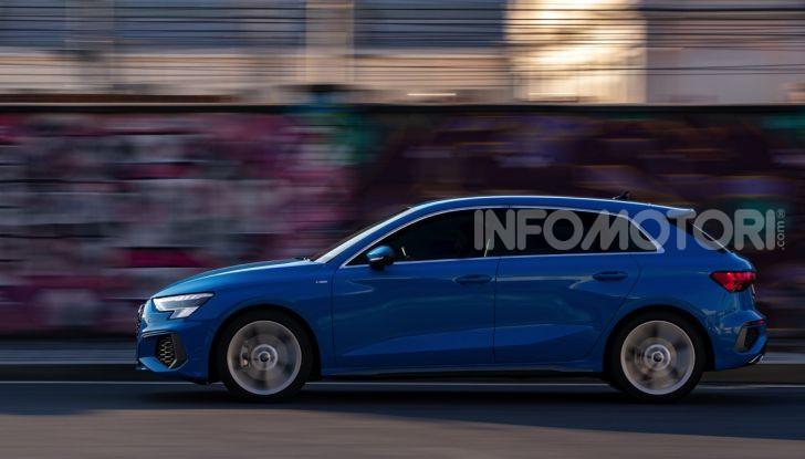[VIDEO] Prova Audi A3 Sportback 2020, la Compatta Premium - Foto 10 di 45