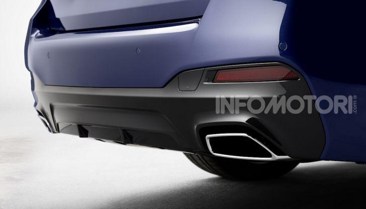 Nuova BMW Serie 5 2020: look sportivo e interni raffinati - Foto 9 di 32