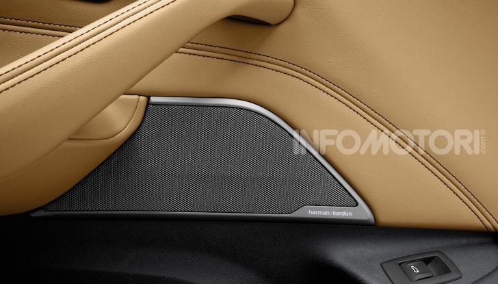 Nuova BMW Serie 5 2020: look sportivo e interni raffinati - Foto 31 di 32