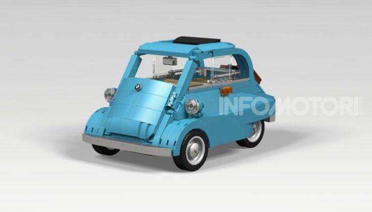 Lego: in arrivo un modellino della BMW Isetta? - Foto 1 di 5