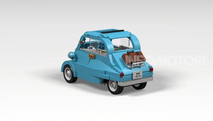 Lego: in arrivo un modellino della BMW Isetta? - Foto 2 di 5