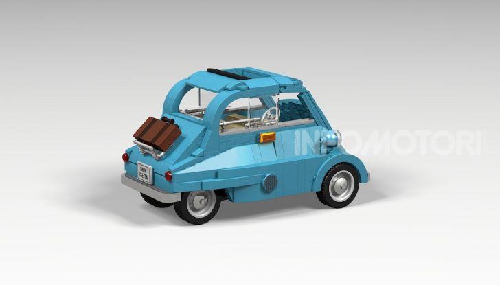 Lego: in arrivo un modellino della BMW Isetta? - Foto 4 di 5