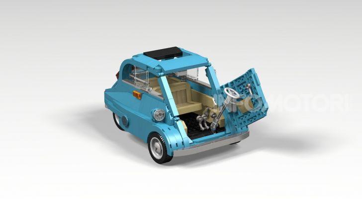 Lego: in arrivo un modellino della BMW Isetta? - Foto 5 di 5