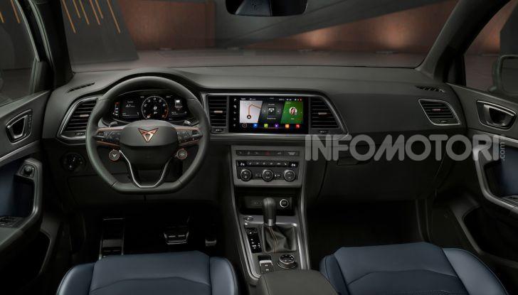 Cupra Ateca MY 2020: comfort da SUV, prestazioni da sportiva - Foto 11 di 15