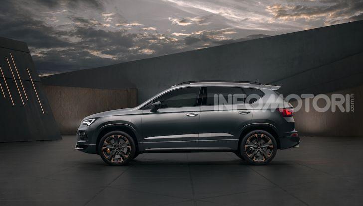 Cupra Ateca MY 2020: comfort da SUV, prestazioni da sportiva - Foto 4 di 15