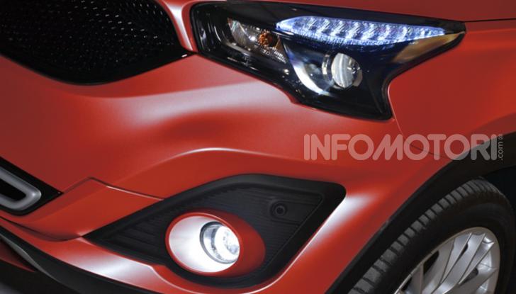 DR Automobiles F35, prezzi e versioni del nuovo SUV - Foto 8 di 11