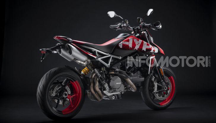 Ducati presenta la nuova Hypermotard 950 RVE - Foto 1 di 9