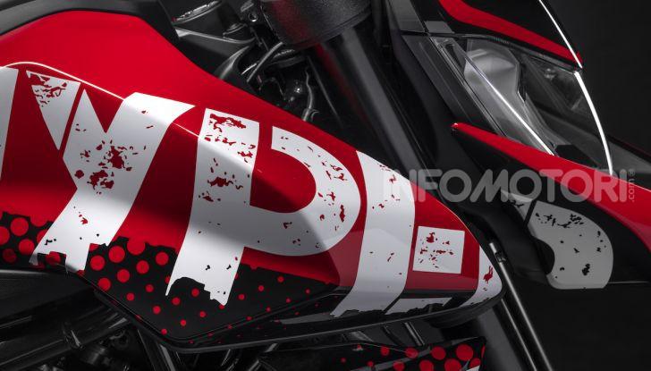 Ducati presenta la nuova Hypermotard 950 RVE - Foto 2 di 9