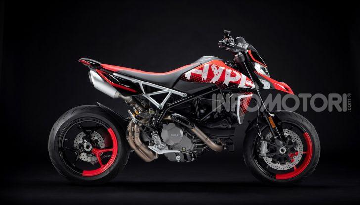 Ducati presenta la nuova Hypermotard 950 RVE - Foto 3 di 9