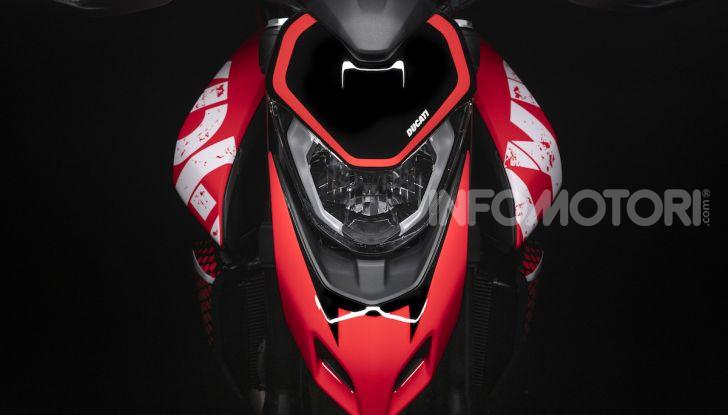 Ducati presenta la nuova Hypermotard 950 RVE - Foto 4 di 9