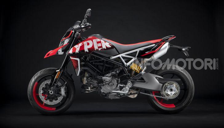 Ducati presenta la nuova Hypermotard 950 RVE - Foto 5 di 9