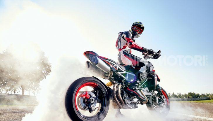 Ducati presenta la nuova Hypermotard 950 RVE - Foto 6 di 9