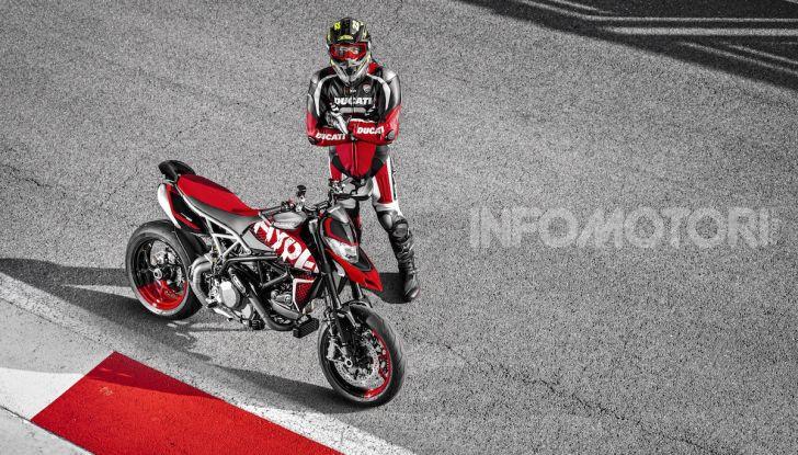 Ducati presenta la nuova Hypermotard 950 RVE - Foto 8 di 9