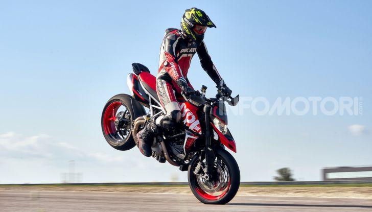 Ducati presenta la nuova Hypermotard 950 RVE - Foto 9 di 9