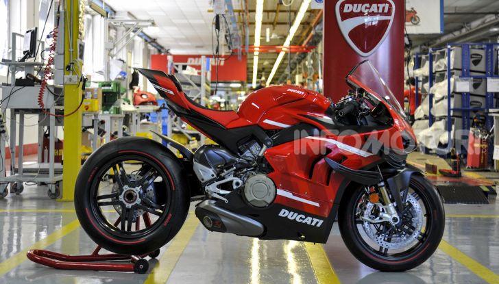 Ducati avvia la produzione della Superleggera V4 - Foto 1 di 8