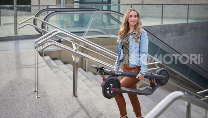 Athena da GoPro a Segway protagonista della mobilità - Foto 2 di 14