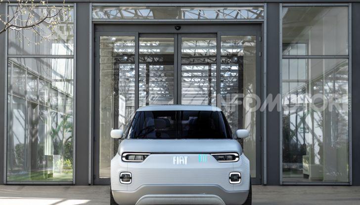 Fiat Concept Centoventi trionfa ai Car Design Awards 2019 - Foto 1 di 8
