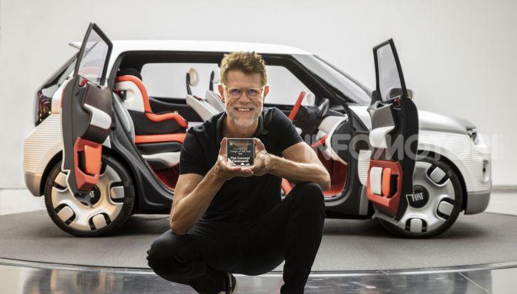 Fiat Concept Centoventi trionfa ai Car Design Awards 2019 - Foto 2 di 8