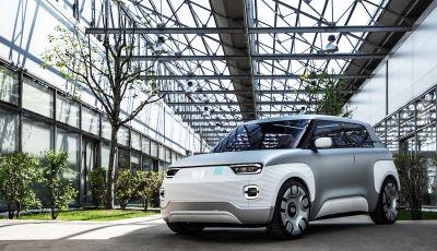 Fiat Concept Centoventi trionfa ai Car Design Awards 2019
