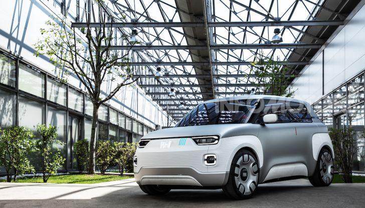 Fiat Concept Centoventi trionfa ai Car Design Awards 2019 - Foto 4 di 8