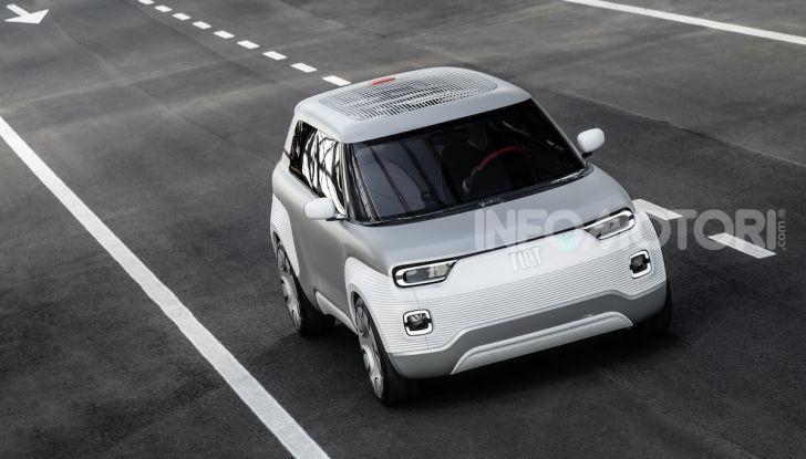Fiat Concept Centoventi trionfa ai Car Design Awards 2019 - Foto 5 di 8