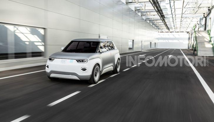Fiat Concept Centoventi trionfa ai Car Design Awards 2019 - Foto 6 di 8