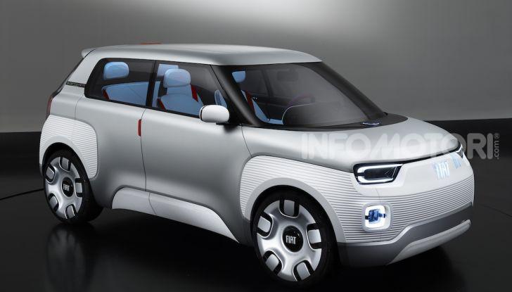 Fiat Concept Centoventi trionfa ai Car Design Awards 2019 - Foto 7 di 8