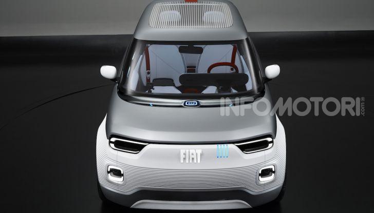 Fiat Concept Centoventi trionfa ai Car Design Awards 2019 - Foto 8 di 8