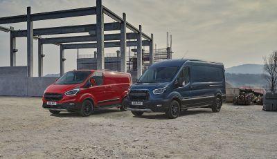 Ford Transit: ecco le nuove versioni Trail e Active