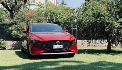 Test Drive Mazda3 2.0 da 180 cv Mild Hybrid