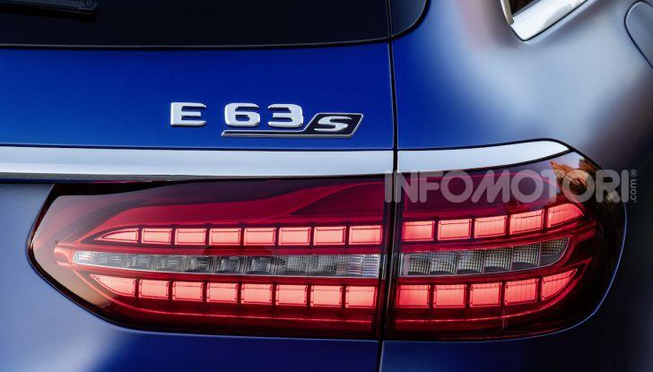 Mercedes-AMG E 63 4MATIC: berlina e station wagon fanno rima con prestazioni e comfort - Foto 26 di 51