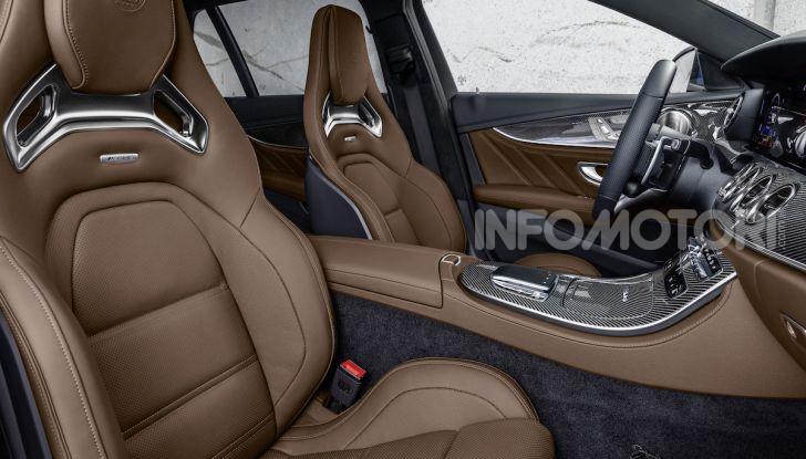 Mercedes-AMG E 63 4MATIC: berlina e station wagon fanno rima con prestazioni e comfort - Foto 4 di 51