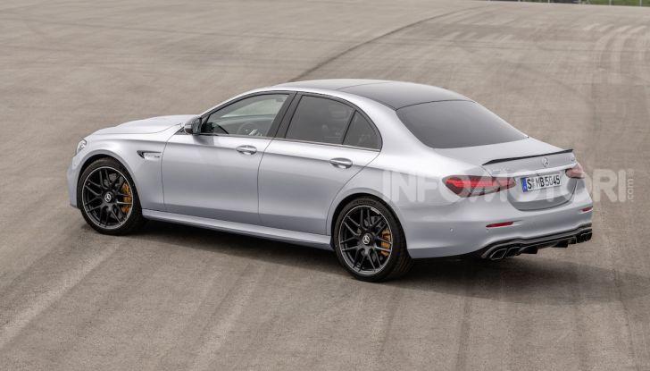 Mercedes-AMG E 63 4MATIC: berlina e station wagon fanno rima con prestazioni e comfort - Foto 44 di 51