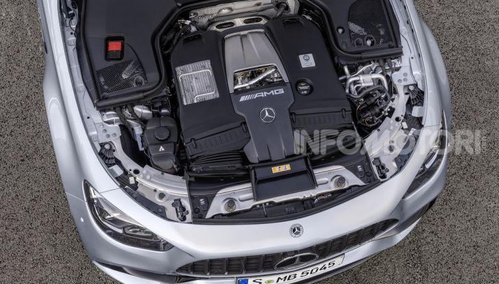 Mercedes-AMG E 63 4MATIC: berlina e station wagon fanno rima con prestazioni e comfort - Foto 51 di 51