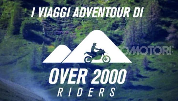 Over 2000 Riders: il primo appuntamento per il 2020 si chiama 2-Coast - Foto 4 di 4