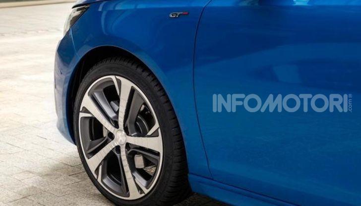 Peugeot 308: la versione 2020 è ancora più spaziosa e tecnologica - Foto 11 di 12
