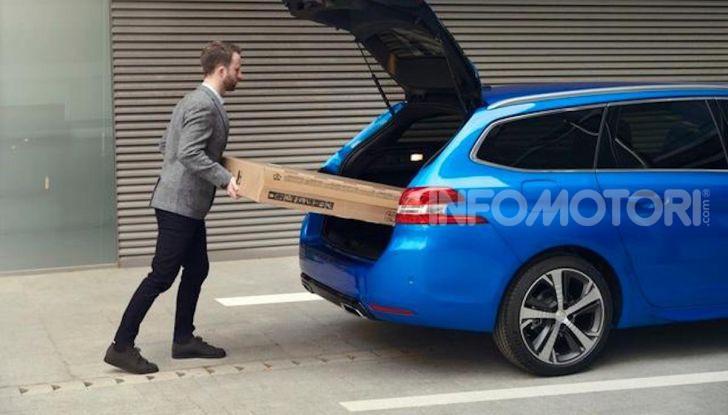 Peugeot 308: la versione 2020 è ancora più spaziosa e tecnologica - Foto 2 di 12