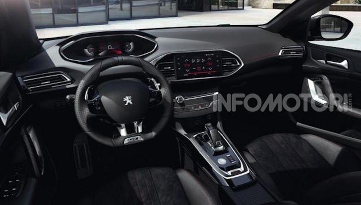 Peugeot 308: la versione 2020 è ancora più spaziosa e tecnologica - Foto 3 di 12